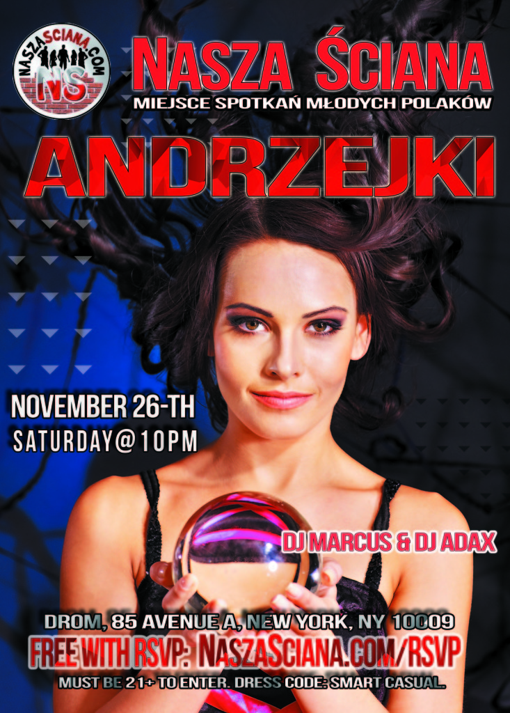 andrzejki-2016-poster